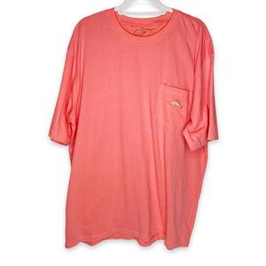 Men's Island Republic Pink Cotton Shirt 2XL